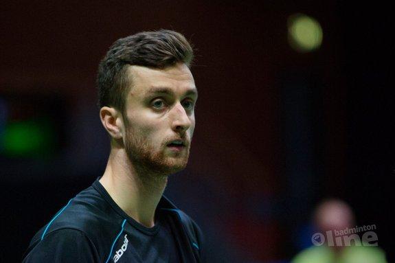 Duinwijck wint eerste halve finale Nederlandse Badminton Eredivisie 2017-2018 - Jos van den Einde