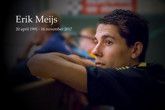 Deze afbeelding hoort bij 'Erik Meijs overleden' en is gemaakt door Alex van Zaanen