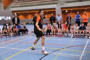 Badmintonwereld rouwt om overlijden Erik Meijs