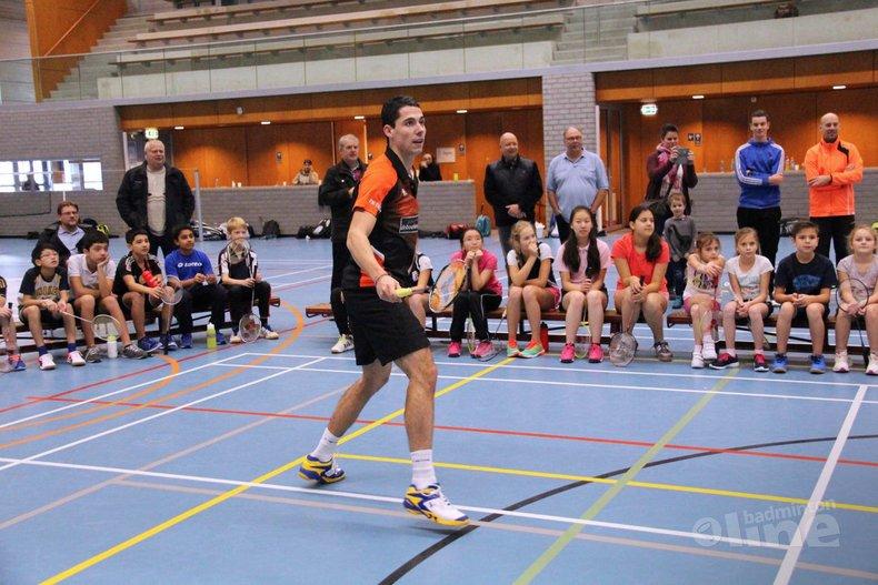 Deze afbeelding hoort bij 'Badmintonwereld rouwt om overlijden Erik Meijs' en is gemaakt door Erik Meijs
