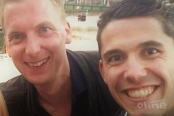 Bart Gerrits intens verdrietig door overlijden oud-Duinwijckspeler Erik Meijs - Bart Gerrits