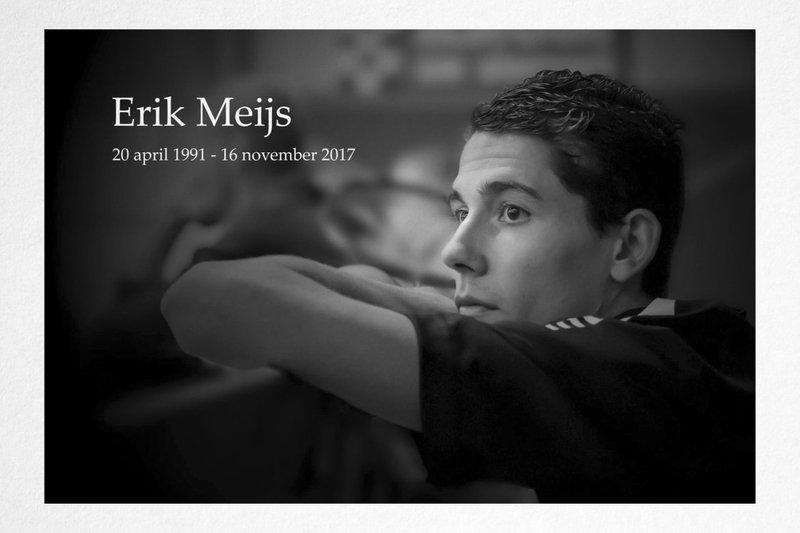 Afscheid Erik Meijs op vrijdagmiddag in Zoetermeer - Alex van Zaanen
