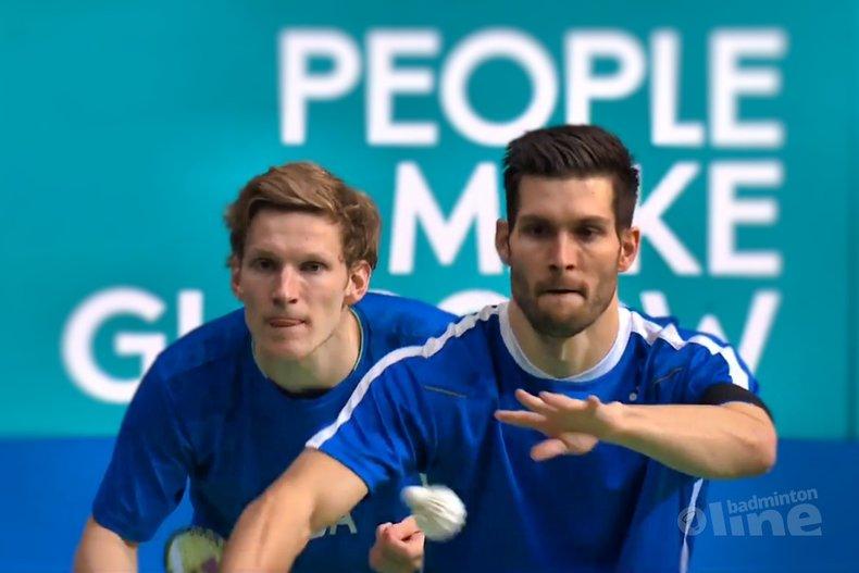 Deze afbeelding hoort bij 'Bijzondere week in Schotland: Nederlandse topbadminton zet zichzelf op de kaart' en is gemaakt door Badminton Scotland