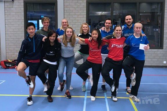 Michiel Kruijt en Marlies Baan regiokampioenen in Zuid-West Nederland - BC DKC