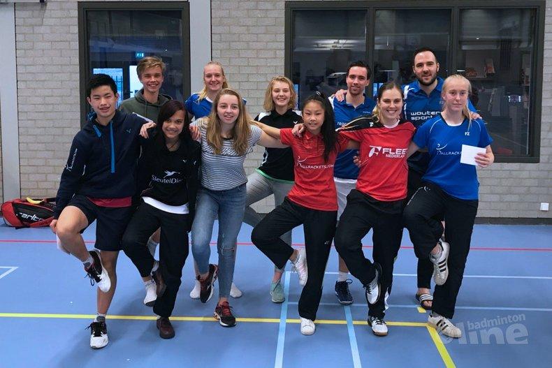 Deze afbeelding hoort bij 'Michiel Kruijt en Marlies Baan regiokampioenen in Zuid-West Nederland' en is gemaakt door BC DKC