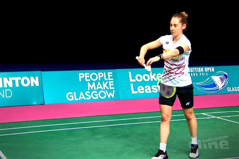 Experimentele serviceregel internationaal ingevoerd vanaf maart 2018 - Badminton Scotland
