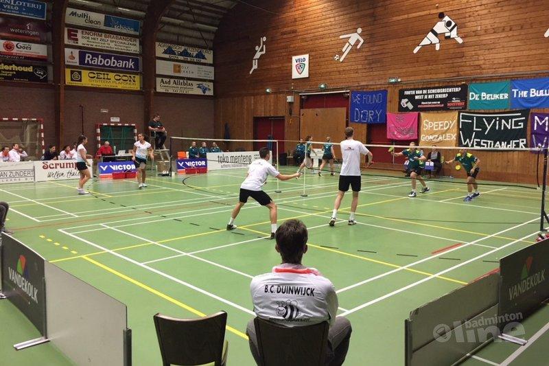 VELO start tweede fase Nederlandse Badminton Eredivisie met aandacht voor Erik Meijs - VELO