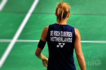 Nederlands kampioene Soraya de Visch Eijbergen bij Irish Open 2019