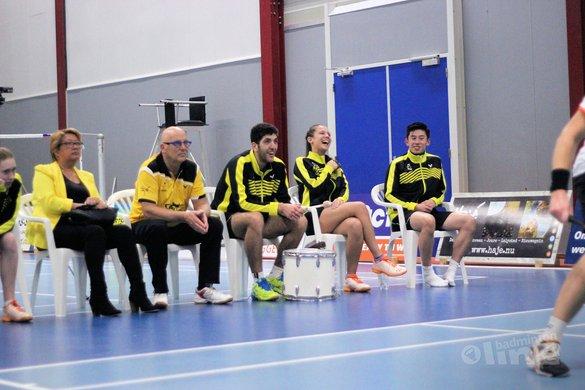 Dit weekend in de Nederlandse Badminton Eredivisie: Almere tegen DKC - Geert Berghuis