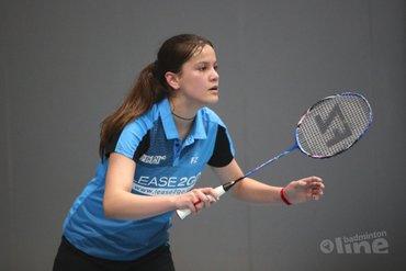Daphne Jansen is de jongste van de eredivisie