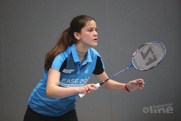 Daphne Jansen is de jongste van de eredivisie - Alex van Zaanen