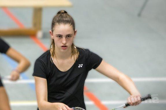Badmintontalent Meike Versteeg wil naar de Olympische Spelen - Alex van Zaanen