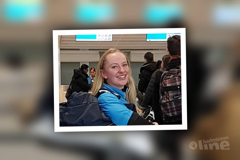 Charissa Kuiper keert vol nieuwe ervaringen huiswaarts