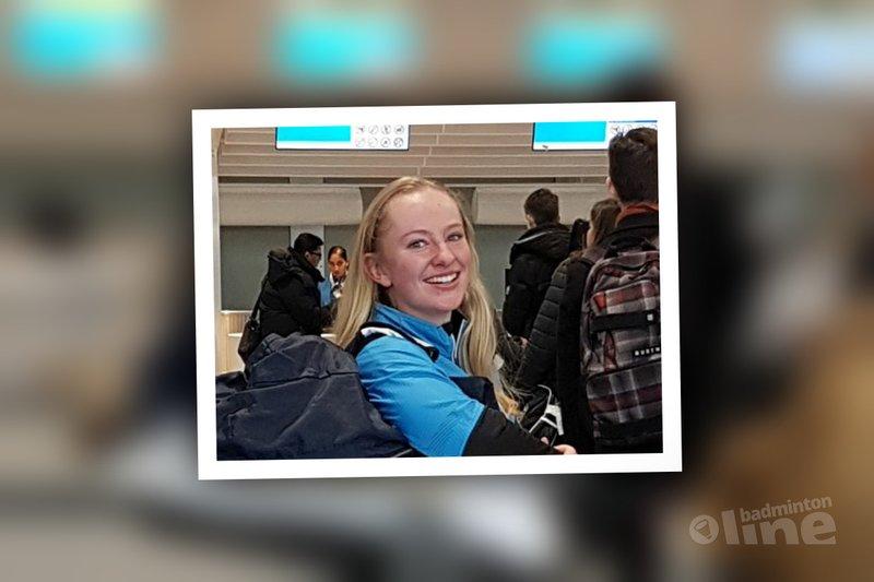 Charissa Kuiper keert vol nieuwe ervaringen huiswaarts - Charissa Kuiper