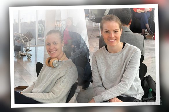 Kamilla Rytter Juhl and Christinna Pedersen: Badminton champs first, gay couple later - Kamillla Rytter-Juhl and Christinna Pedersen