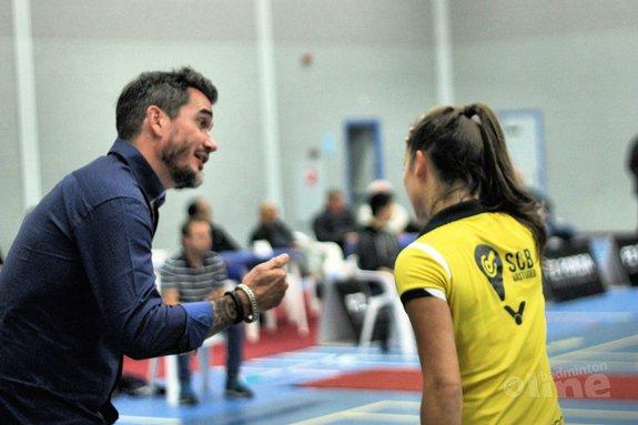 Almere speelt dubbelweekend Nederlandse Badminton Eredivisie - Geert Berghuis