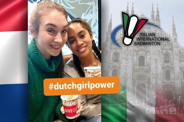 Nederlandse ploeg bij jaarafsluiting: Italian International 2017 in Milaan - Imke van der Aar / Pixabay / badmintonline.nl