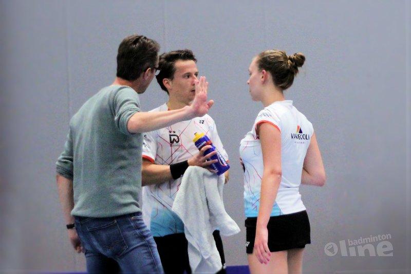 Duinwijck treft DKC en Amersfoort in dubbelweekend Nederlandse Badminton Eredivisie - Geert Berghuis