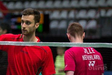 Zes Nederlandse kwartfinales op zaterdag Italian International 2017 in Milaan