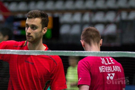 Zes Nederlandse kwartfinales op zaterdag Italian International 2017 in Milaan - Jos van den Einde