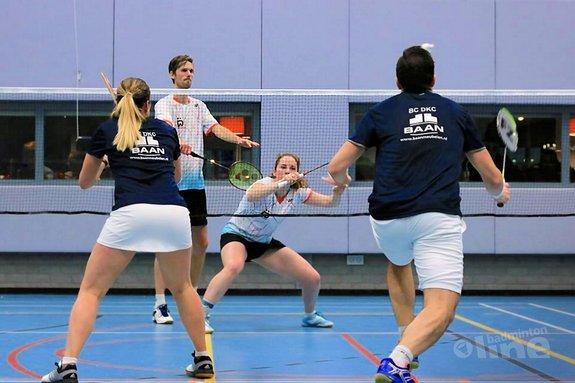 DKC pakt wederom vier punten tegen Duinwijck - Nicoline Heekelaar