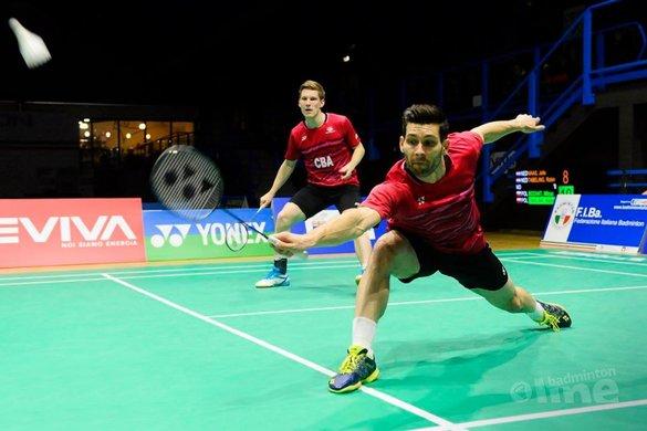 Badmintontips van badmintonspelers Jelle Maas en Robin Tabeling - Danilo Perri
