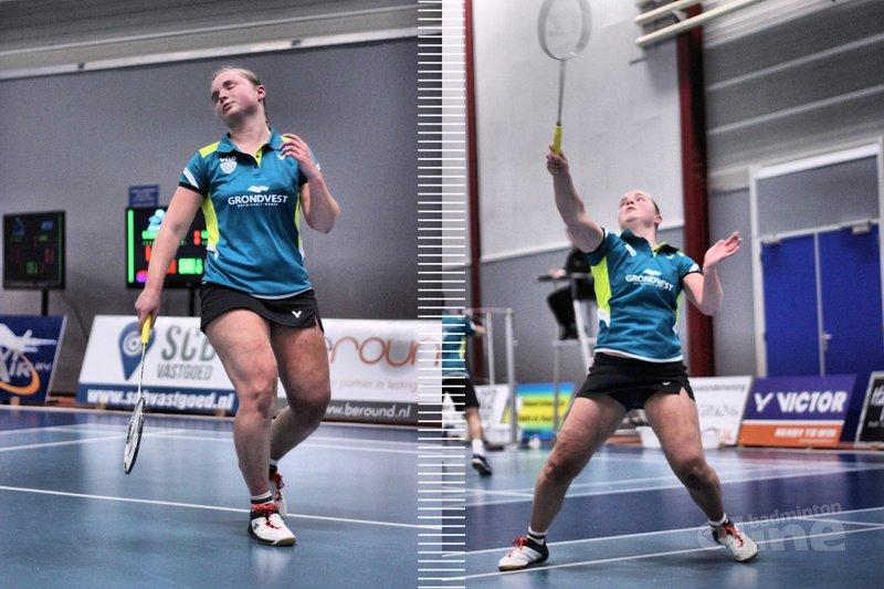 VELO kan goede lijn niet doorzetten tegen Almere - Geert Berghuis / badmintonline.nl