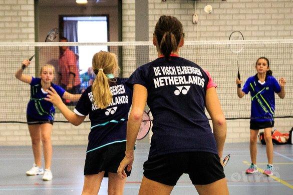 Soraya de Visch Eijbergen: mijn doel is wereldkampioen worden - BC Schollevaar / Rutger Haspers / Arent Jansen