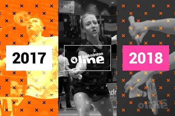2018 is begonnen: bedankt voor jullie steun in 2017! - badmintonline.nl