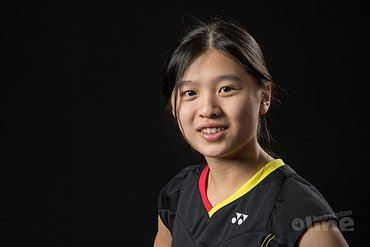 Jeugdbadmintonner Amy Tan naar Swedish Junior 2019
