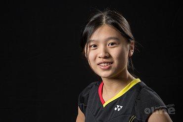 Jeugdbadmintonner Amy Tan naar Swedish Junior 2019