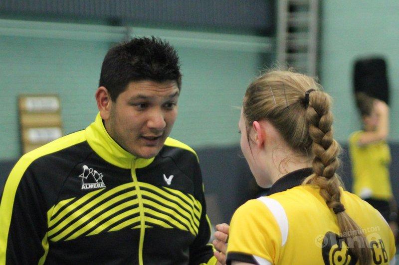 Duinwijck trakteert Almere op eerste nederlaag in Nederlandse Badminton Eredivisie - Geert Berghuis