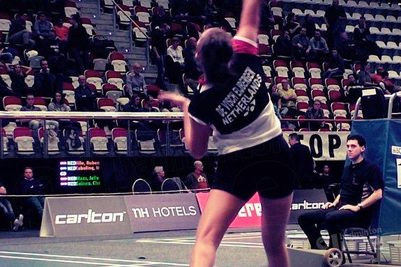 Make or break moment at Dutch national championships for Soraya de Visch Eijbergen - badmintonline.nl