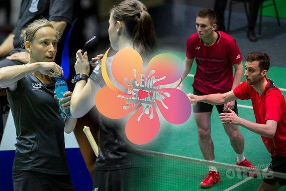 Big challenge ahead at Malaysia Masters 2018 for Dutch players - Jos van den Einde / badmintonline.nl