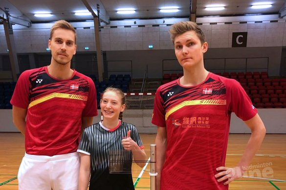 Sean Casey's open letter about the upcoming service height rule change - Viktor Axelsen