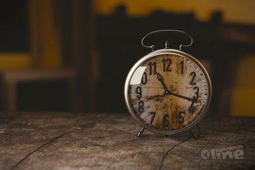 Tick tock, tick tock: time's up