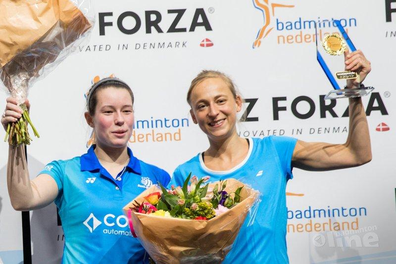Badmintonster Selena Piek pakt haar tiende nationale titel - Alex van Zaanen