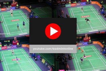 Volledige finales NK Badminton 2018 in Full HD op badmintonline.nl YouTube