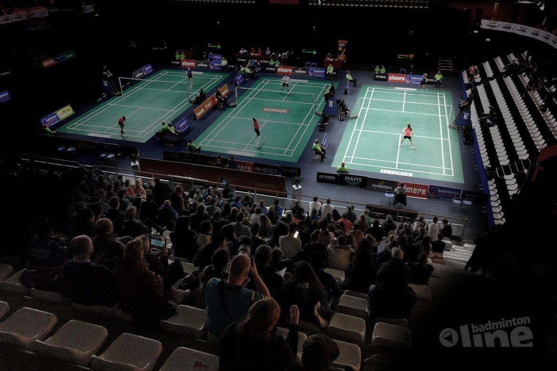 Badmintonclub Schollevaar: Presteren en plezier maken