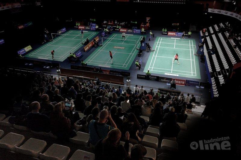 Badmintonclub Schollevaar: Presteren en plezier maken - badmintonline.nl