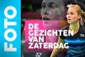 Badmintonfoto's: De Gezichten van Zaterdag (NK Badminton 2018)