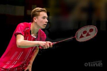 Jeugdsporter Dennis Koppen probeert Youth Olympic Games te halen