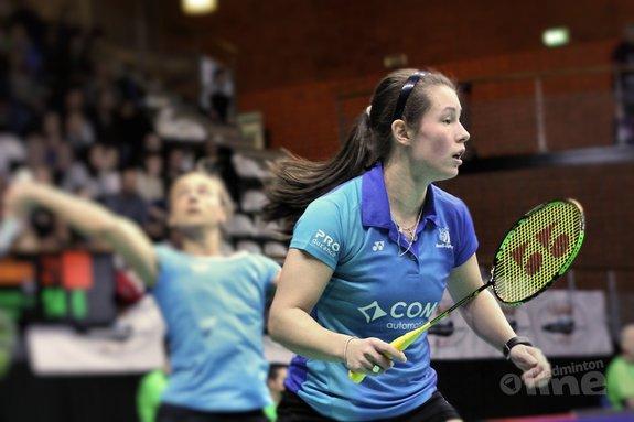 Selena Piek and Cheryl Seinen bound for quarterfinals of US$ 150.000 tournament in Switzerland - Geert Berghuis