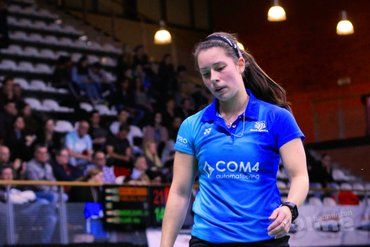 Cheryl Seinen: Back home from Swiss Open
