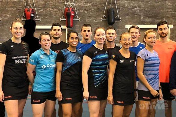 Vrijwel volledige nationale selectie 'geselecteerd' voor EK 2018 in Spanje - Badminton Nederland / badmintonline.nl