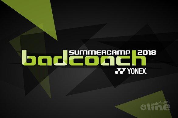 Badcoach Summercamp 2018: individuele aandacht en veel plezier - badmintonline.nl