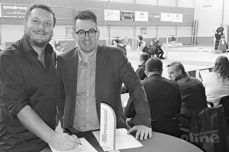 Duinwijck en Yonex Benelux verlengen samenwerking - Yonex Benelux