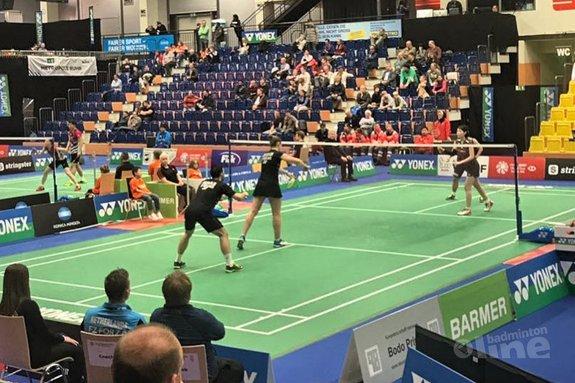 Jelle Maas en Imke van der Aar verrassend naar tweede ronde German Open 2018 - Badminton Nederland