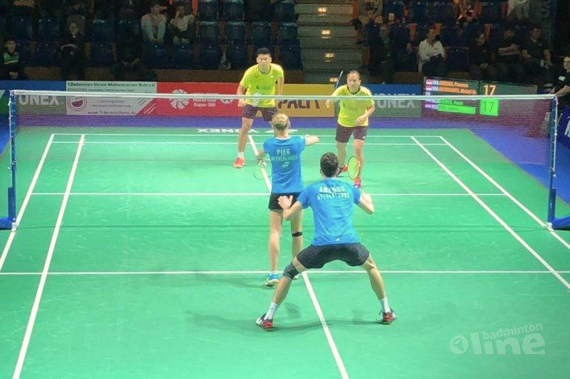 Duinwijck-spelers Jacco Arends en Selena Piek beschikbaar voor Finale Landskampioenschap in Den Bosch - Badminton Nederland