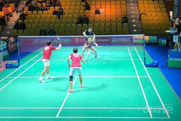 Thaise tegenstand te groot voor Jelle Maas en Imke van der Aar - Badminton Nederland